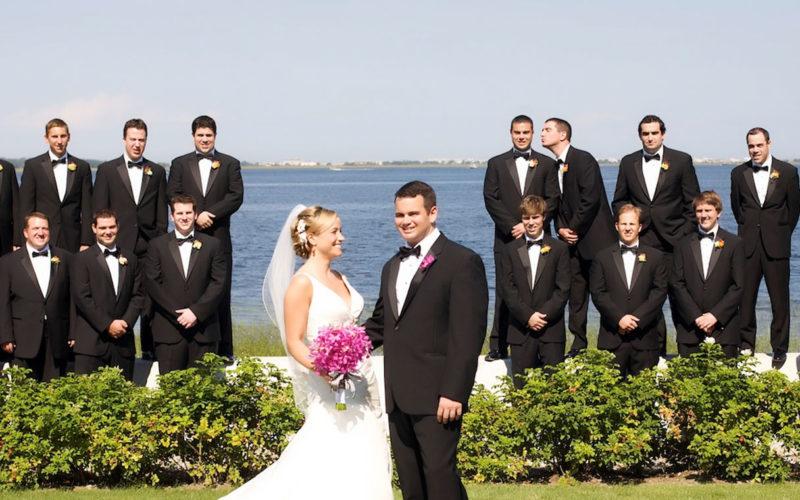Waterfront, Wedding, Bride, Groom, Newburyport