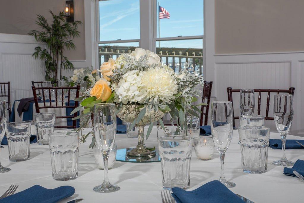 Table Setup, Events, Newburyport, Waterfront